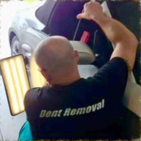 Gold Hammer Dents Repair OC