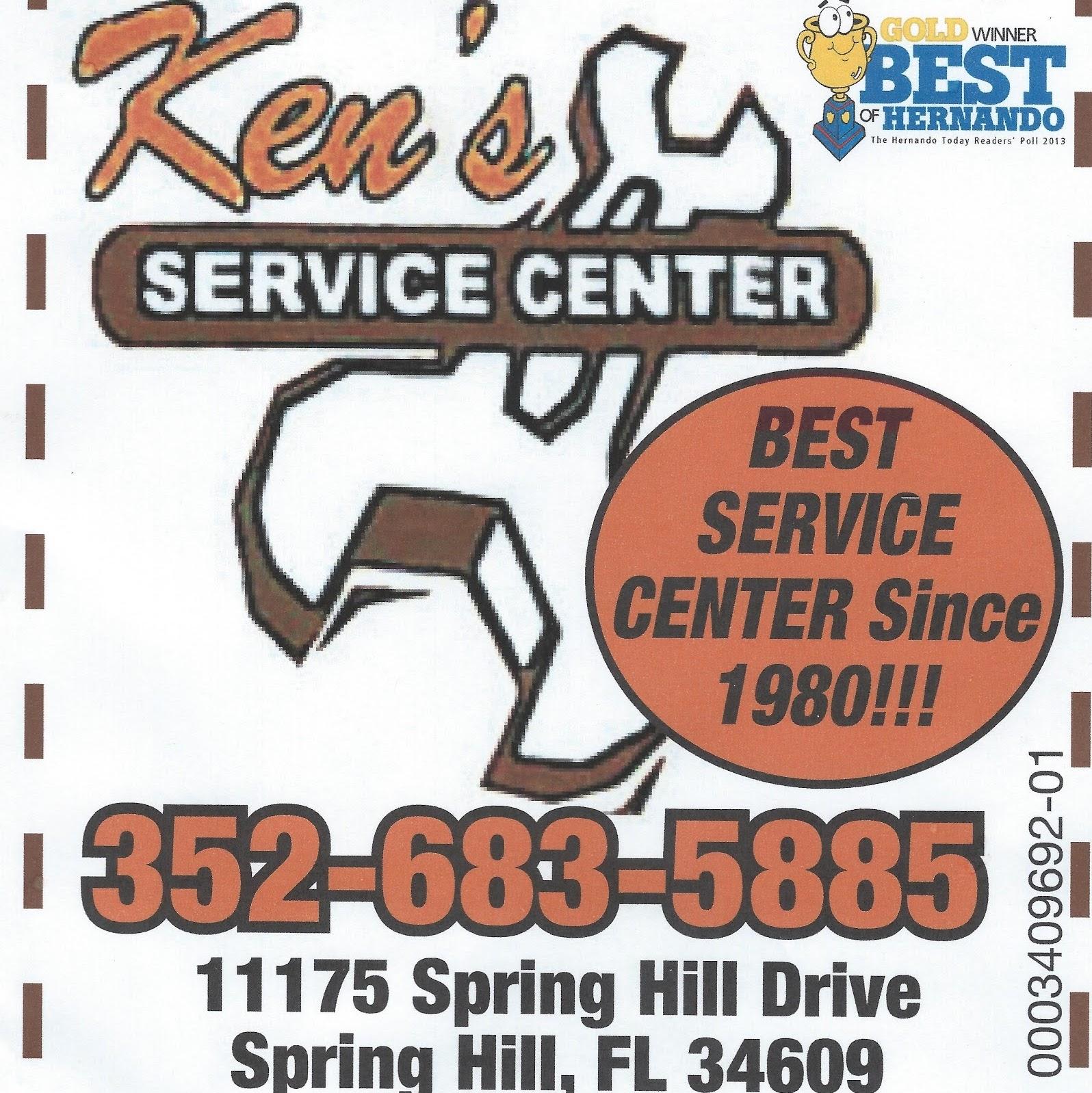 Ken's Spring Hill Services Center