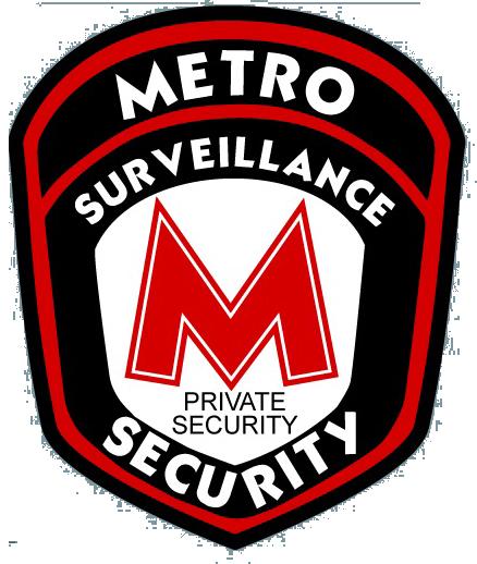 Metro Surveillance Security
