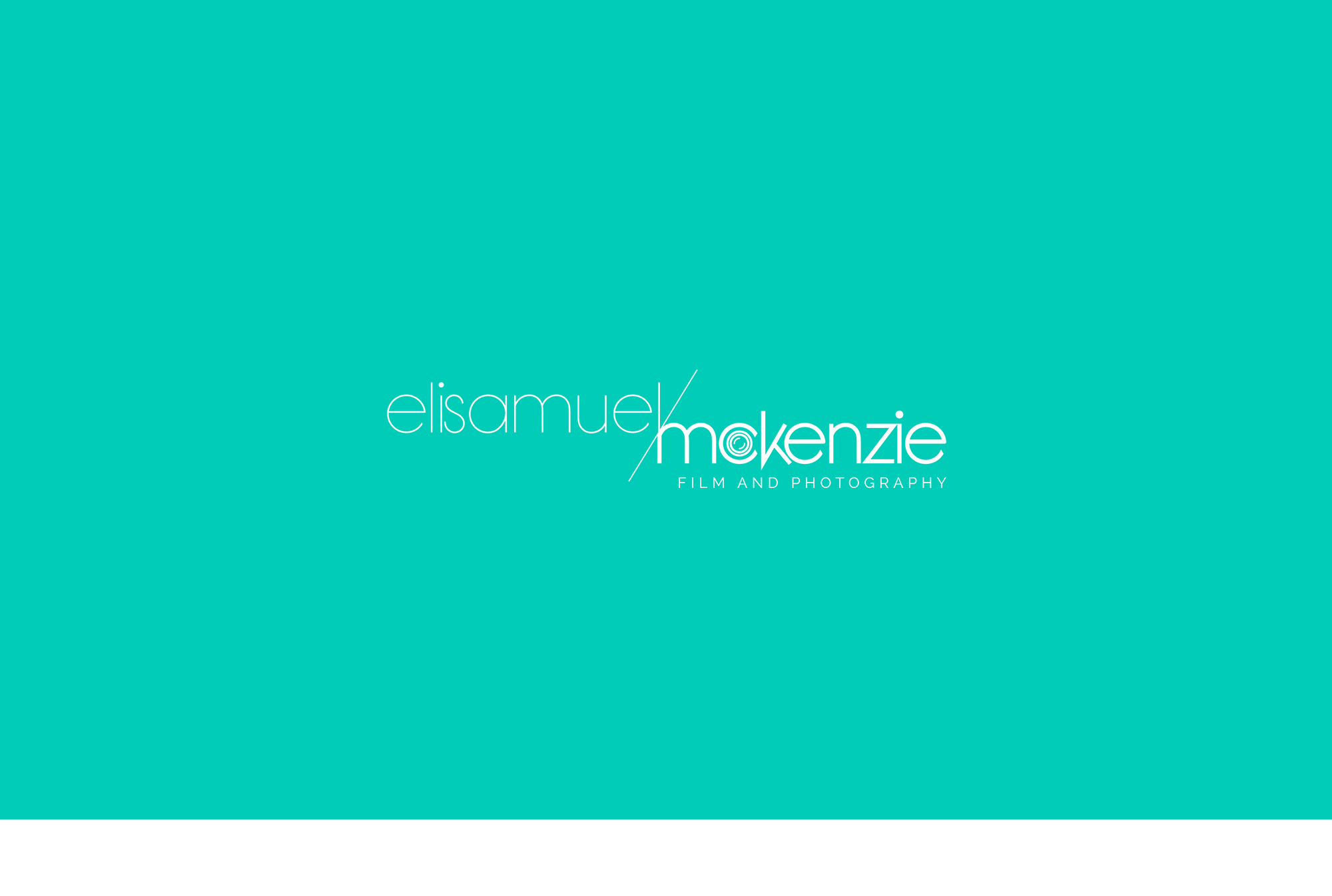 Elisamuel Mckenzie/Film and Photography