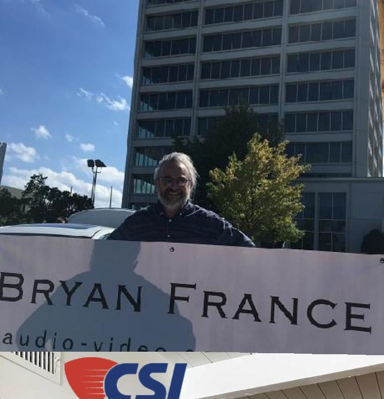 Bryan France Commercial Audio Video Systems Design Consultant LLC