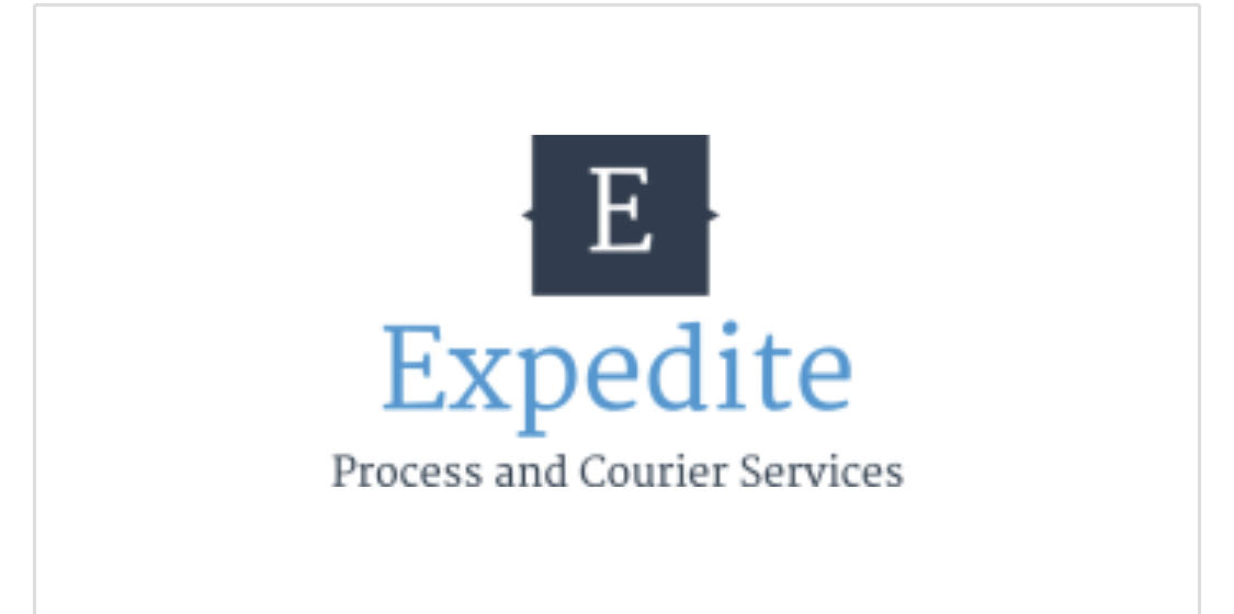 Expedite Process and Courier Services
