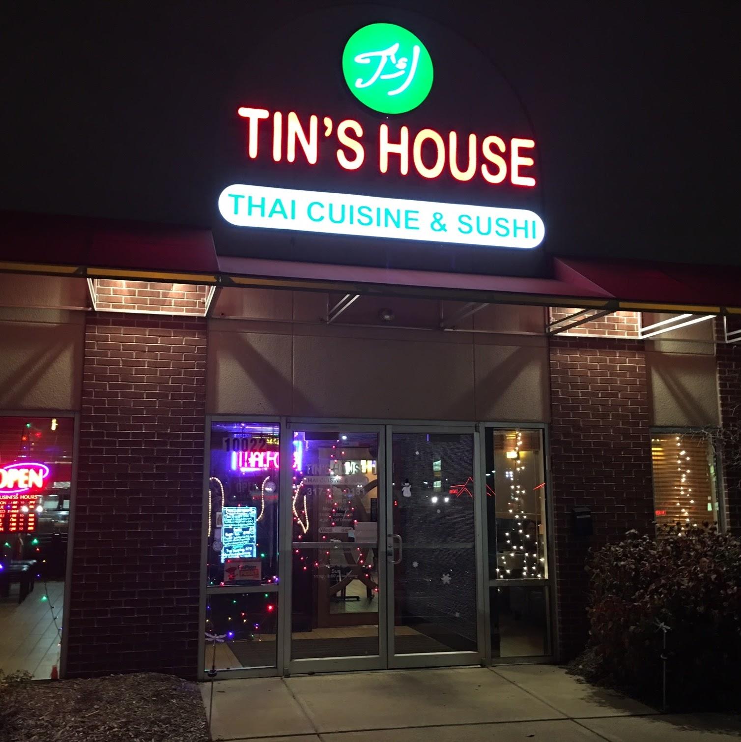 Tin's House Thai Cuisine and Sushi