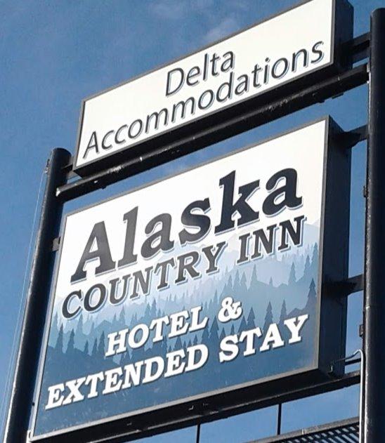 Delta Accommodations-Alaska Country Inn