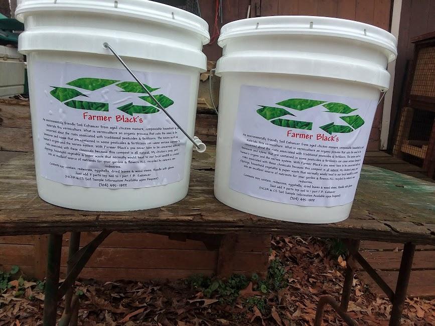 Farmer Black Soil Enhancer & Bait Development