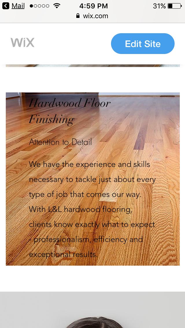 L&L hardwood flooring