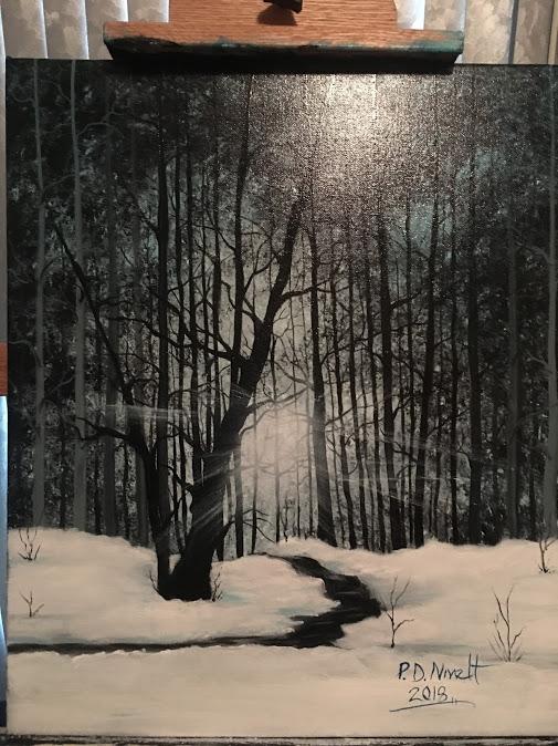 Paintings by Pamela D