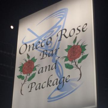 Oneco Rose Bar and Package