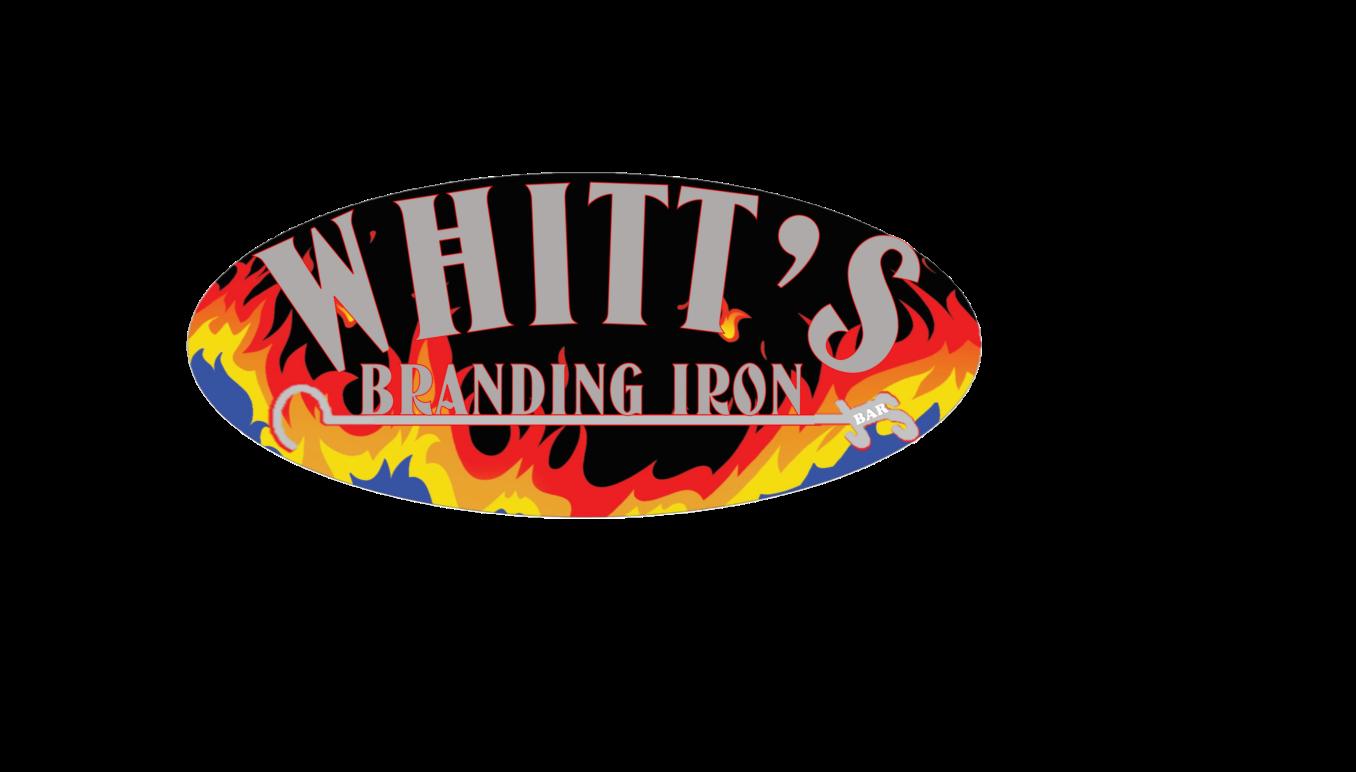 Whitt's Branding Iron
