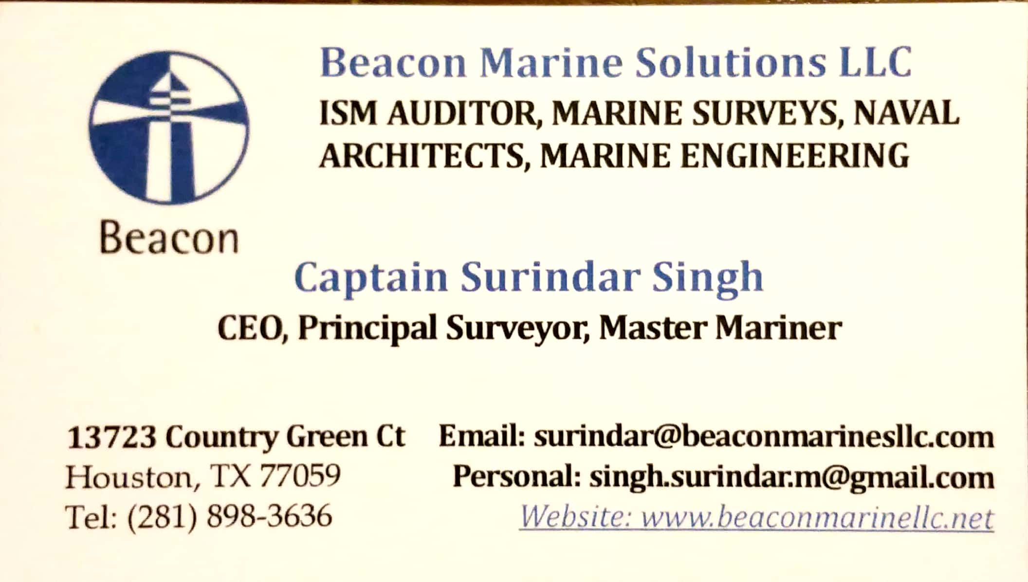 Beacon Marine Solutions LLC