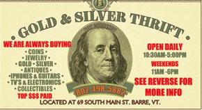 Gold Silver Thrift Pawn Shop