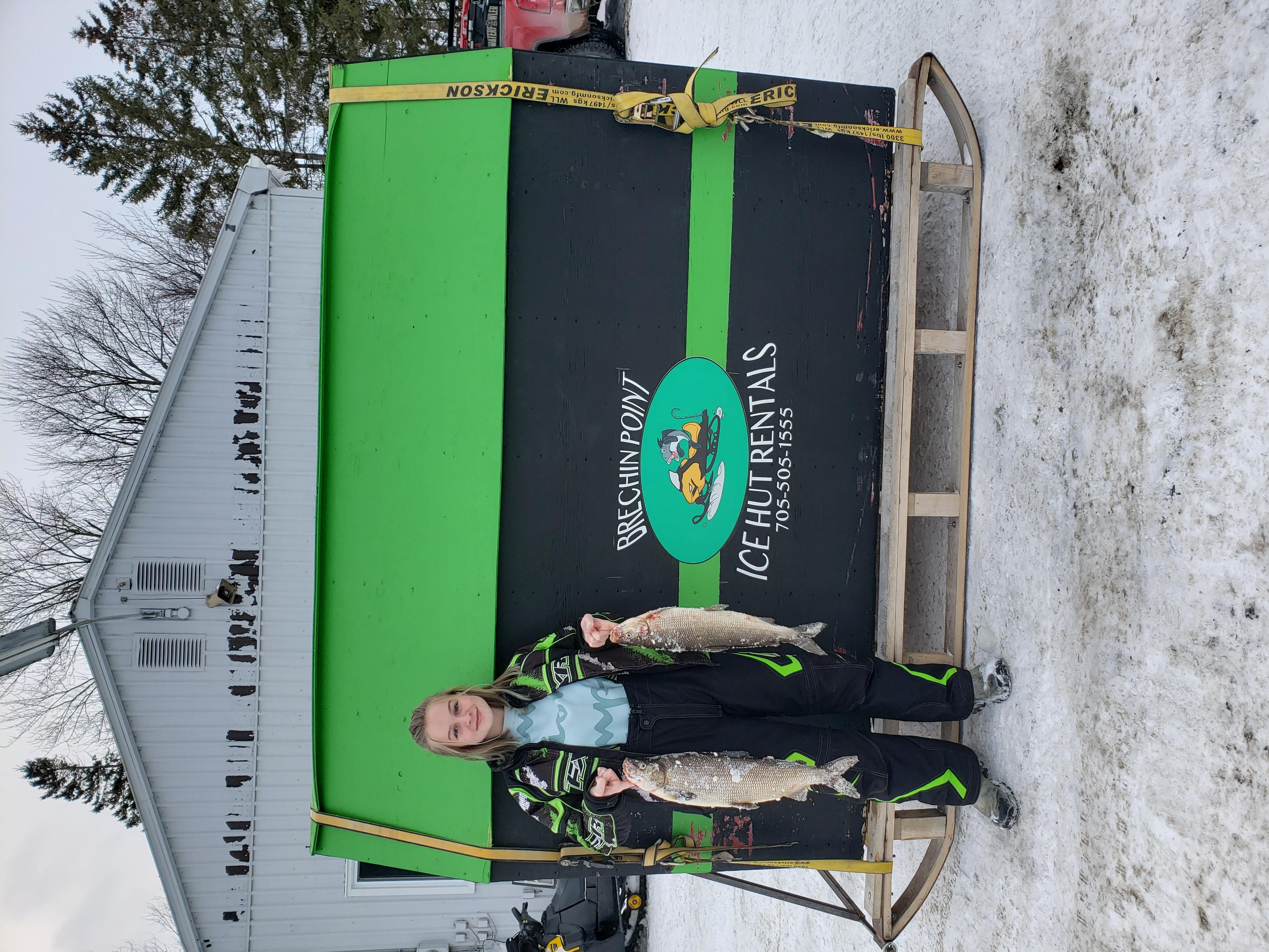 Brechin Point Ice Hut Rentals Inc.