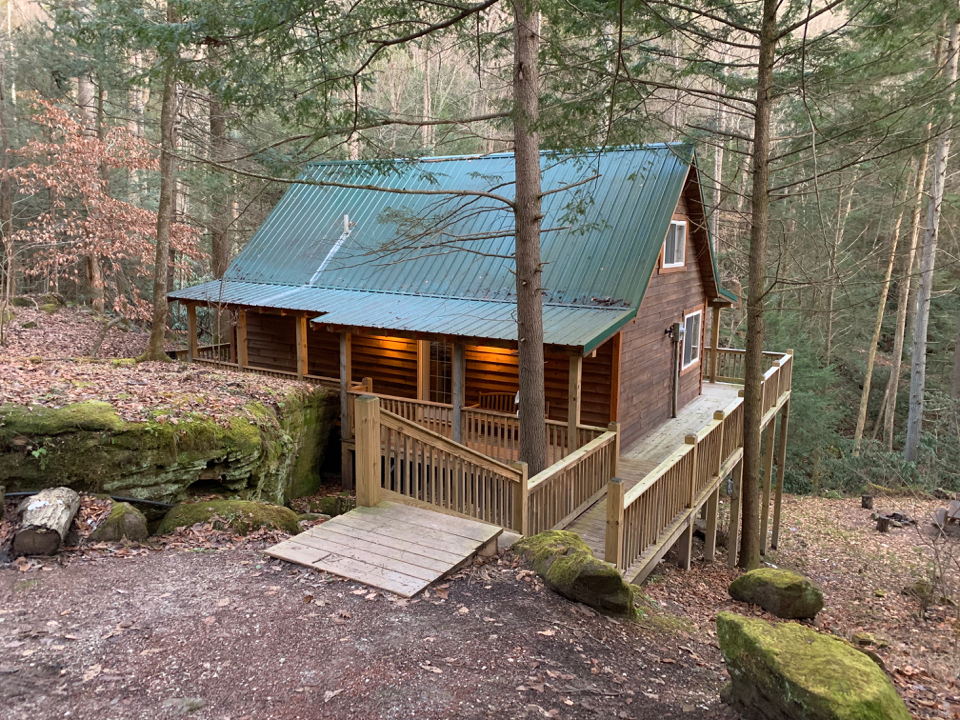 Climber Cabin