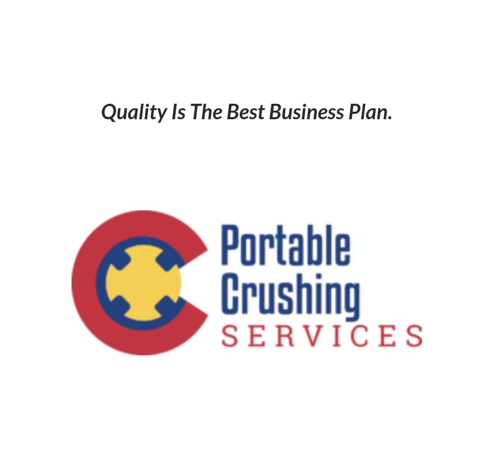 Portable Crushing Services
