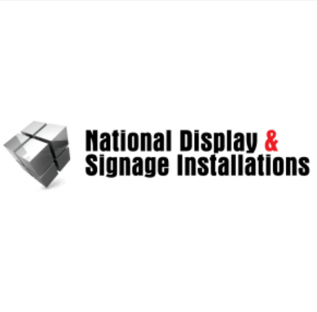 National Display and Signage Installation