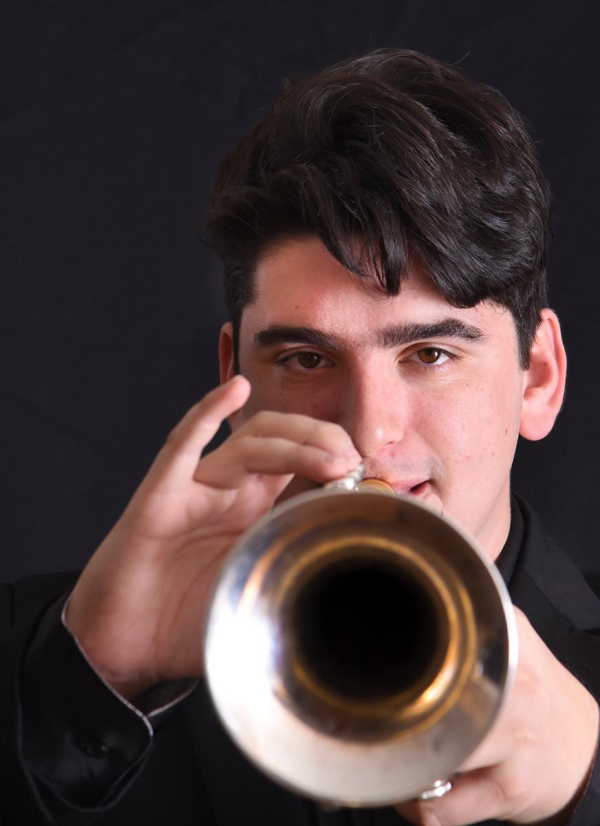 Jesse Klirsfeld Professional Trumpet Player