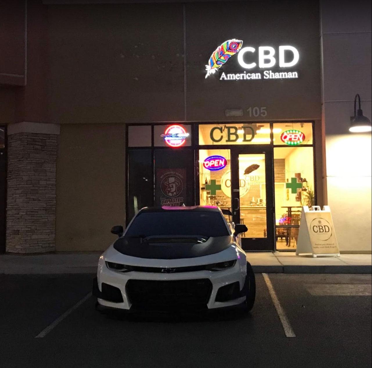 CBD American Shaman - Las Vegas