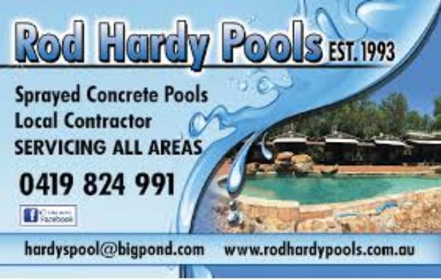 Rod Hardy Plunge Pools