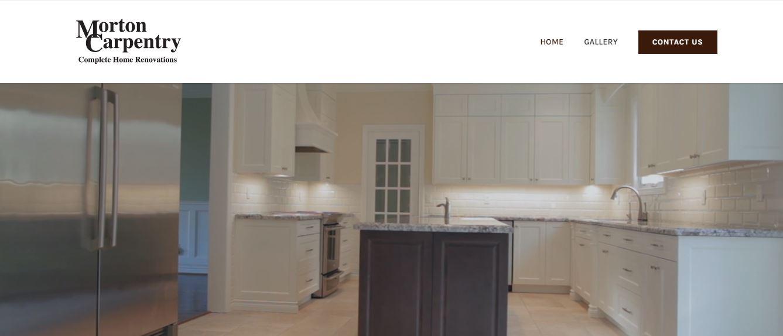 Morton Carpentry Complete Home Renovations