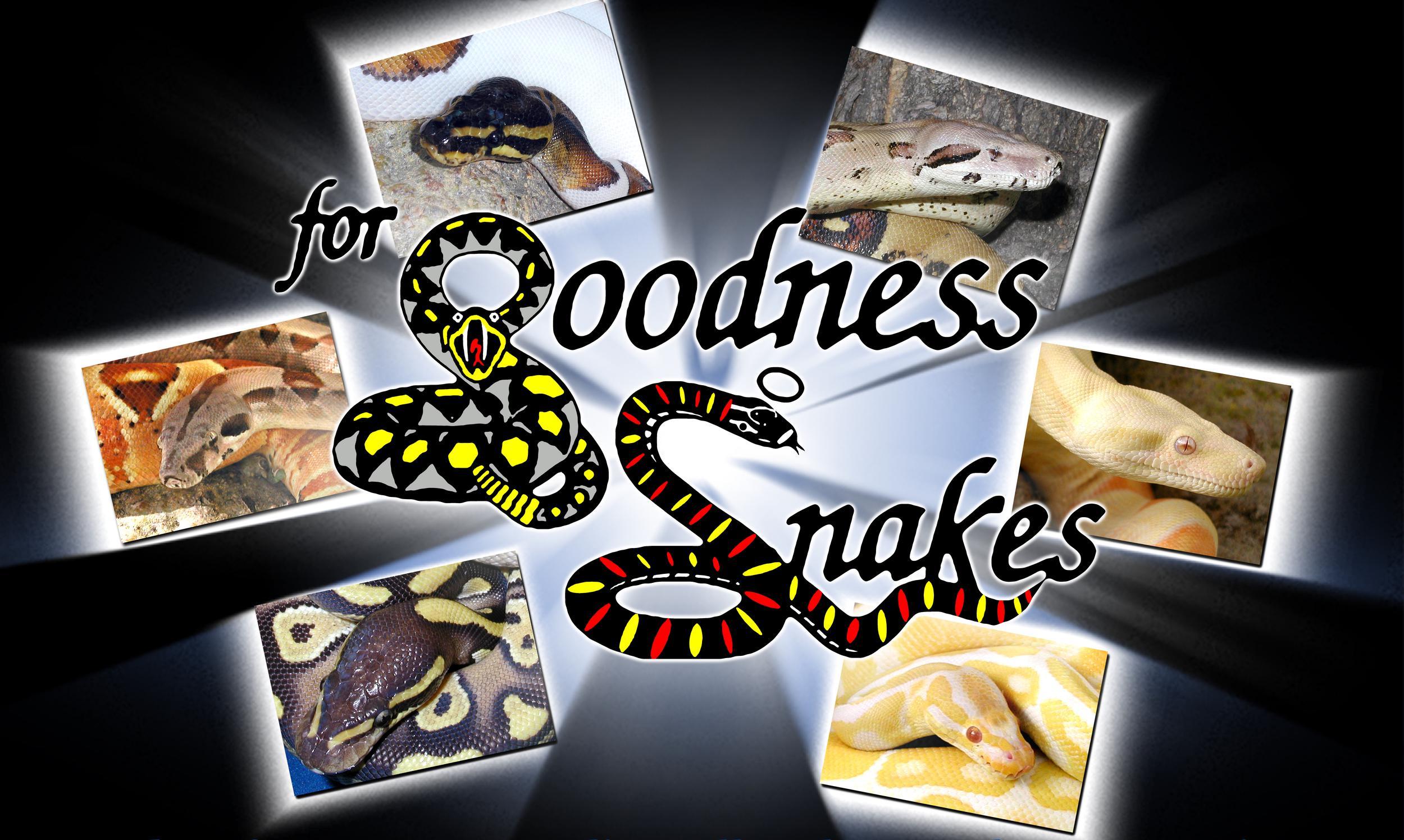 For Goodness Snakes