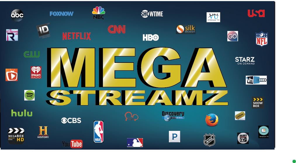 Mega Streamz LLC