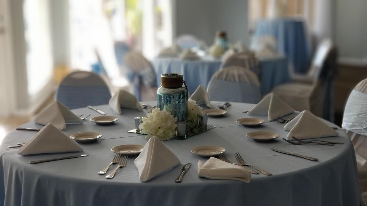 Bayside Banquets and Catering by Silas