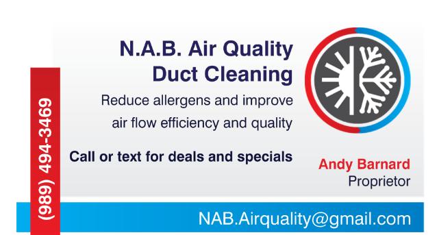 N.A.B. Air Quality