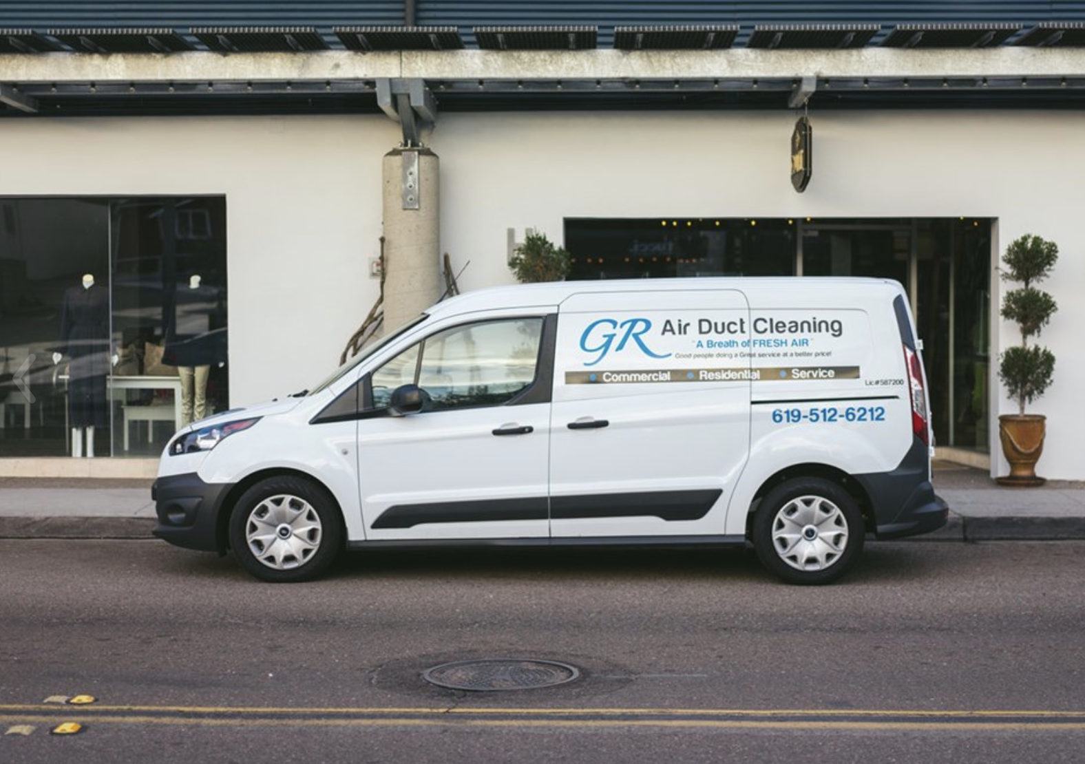 GR Air Duct Cleaning