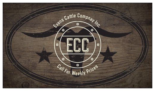 Evans Cattle Co. Inc.
