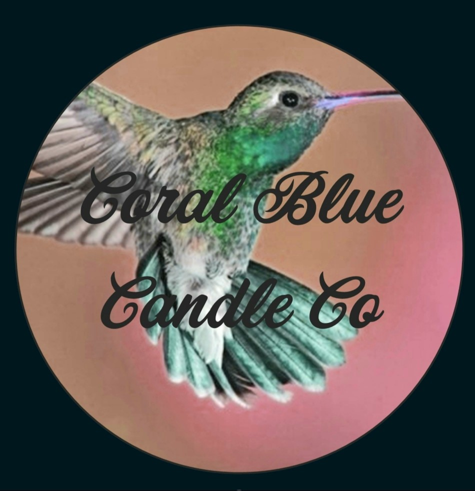 Coral Blue Candle Co