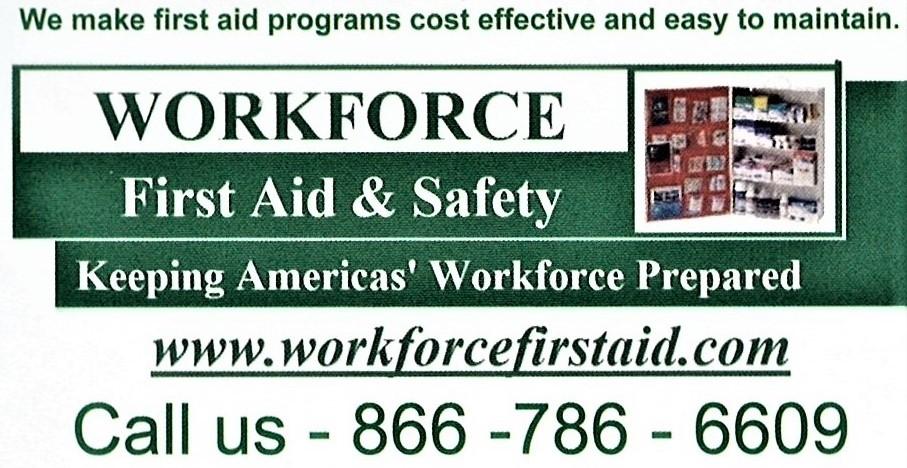 Workforce First Aid & Safety
