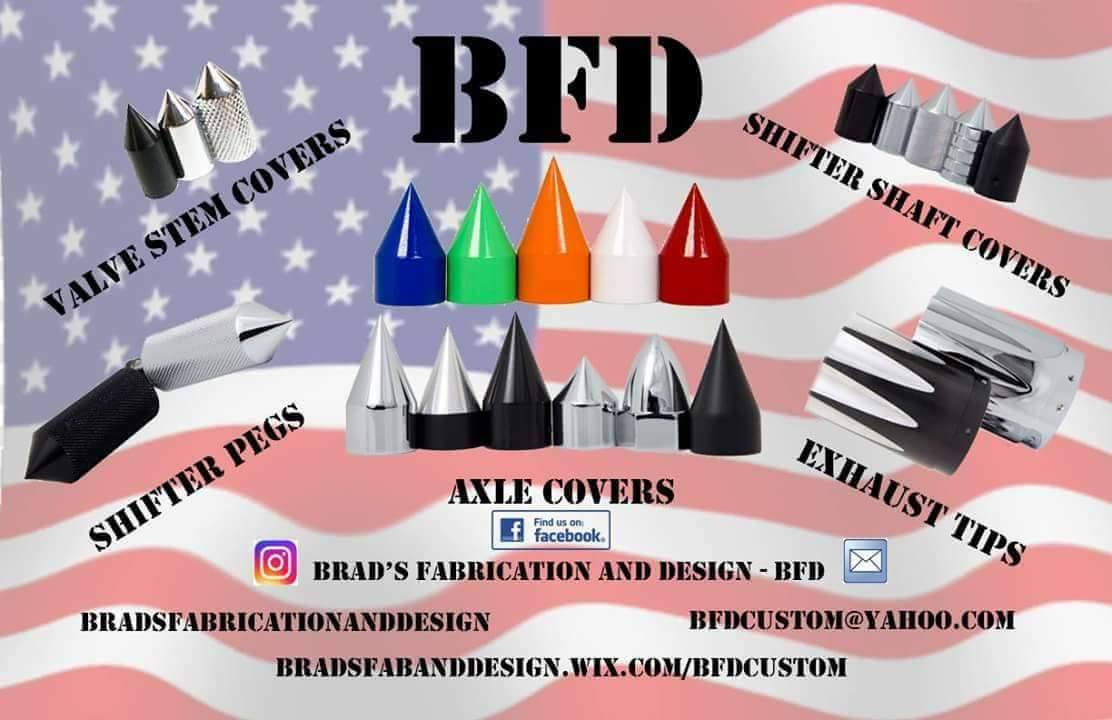 BFD Parts