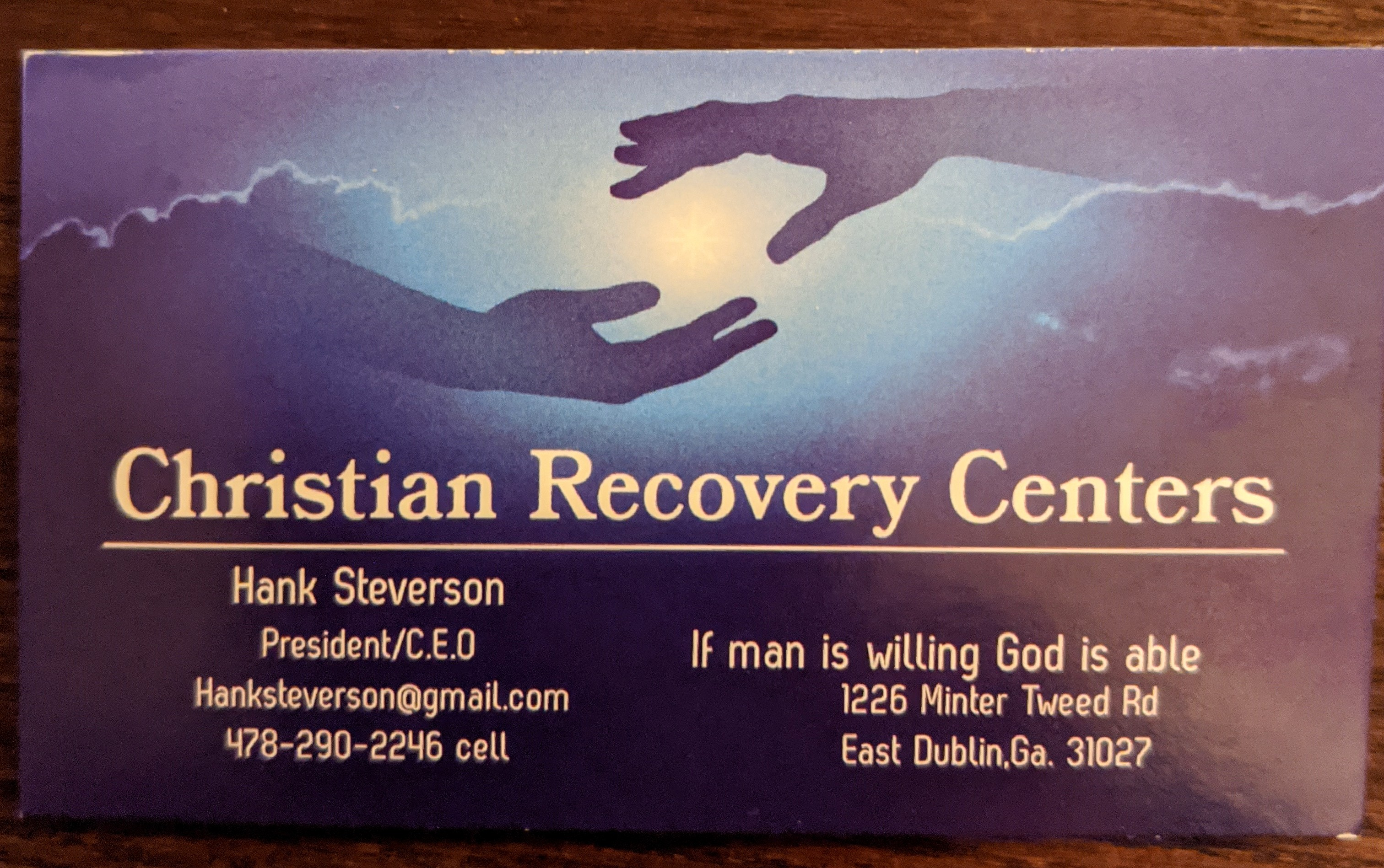 Christian Recovery Centers
