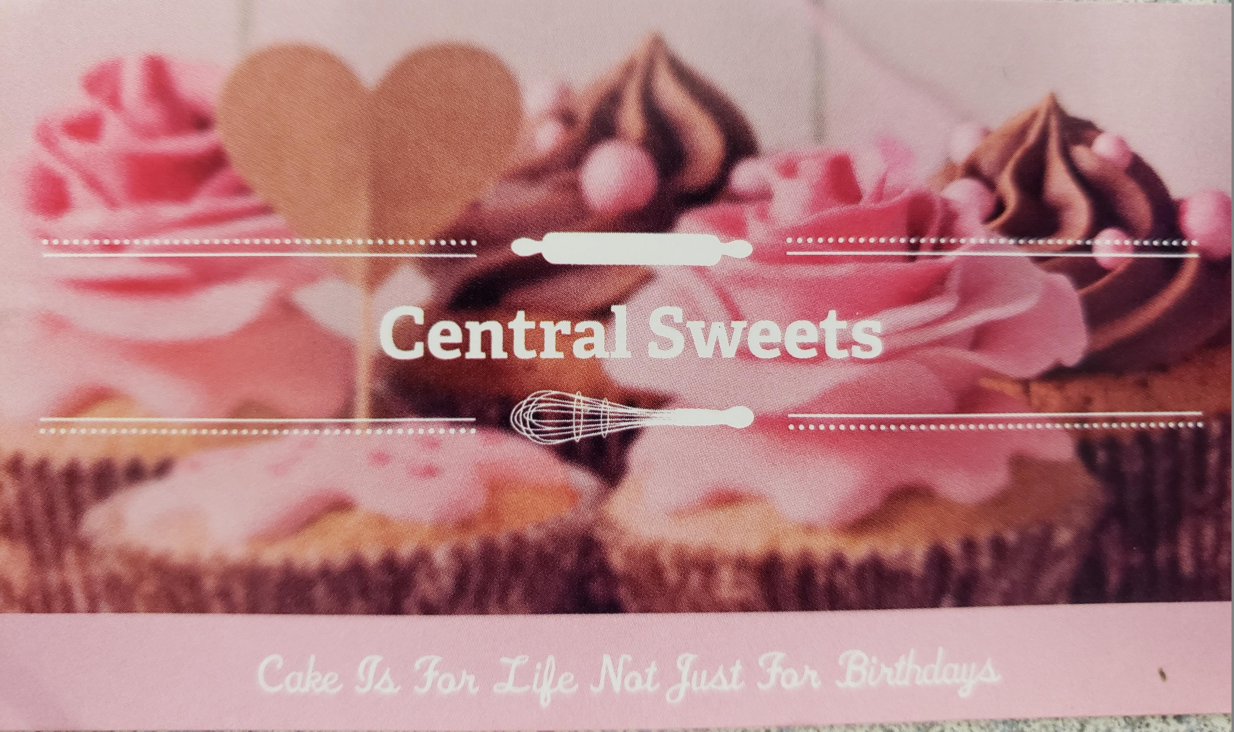 Central Sweets
