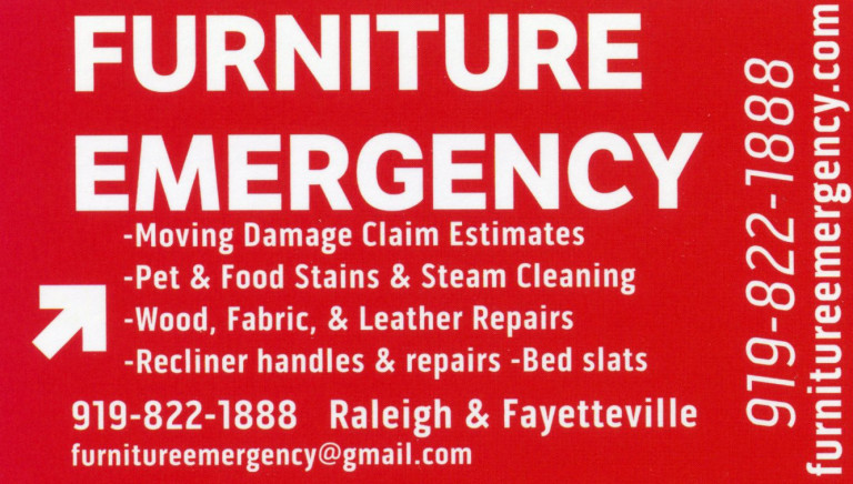 Furniture Emergency-Jack Hughes Furniture Repair