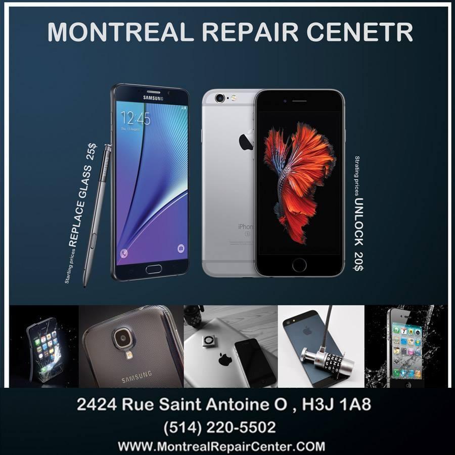 Montreal Repair Center
