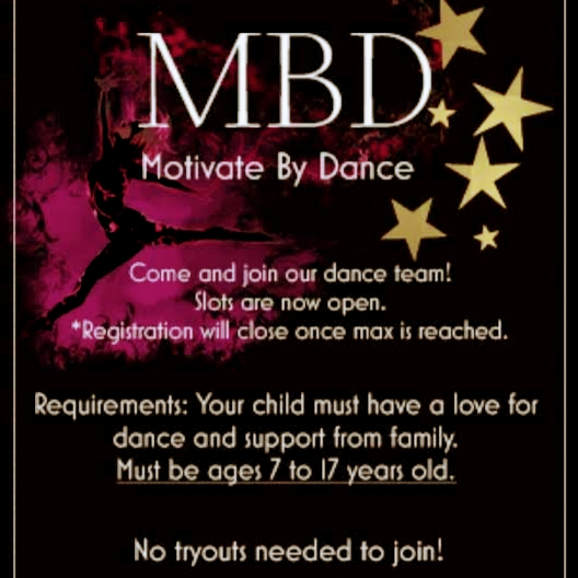 Motivate By Dance