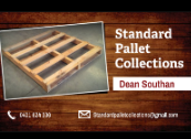 Standard Pallet Collections