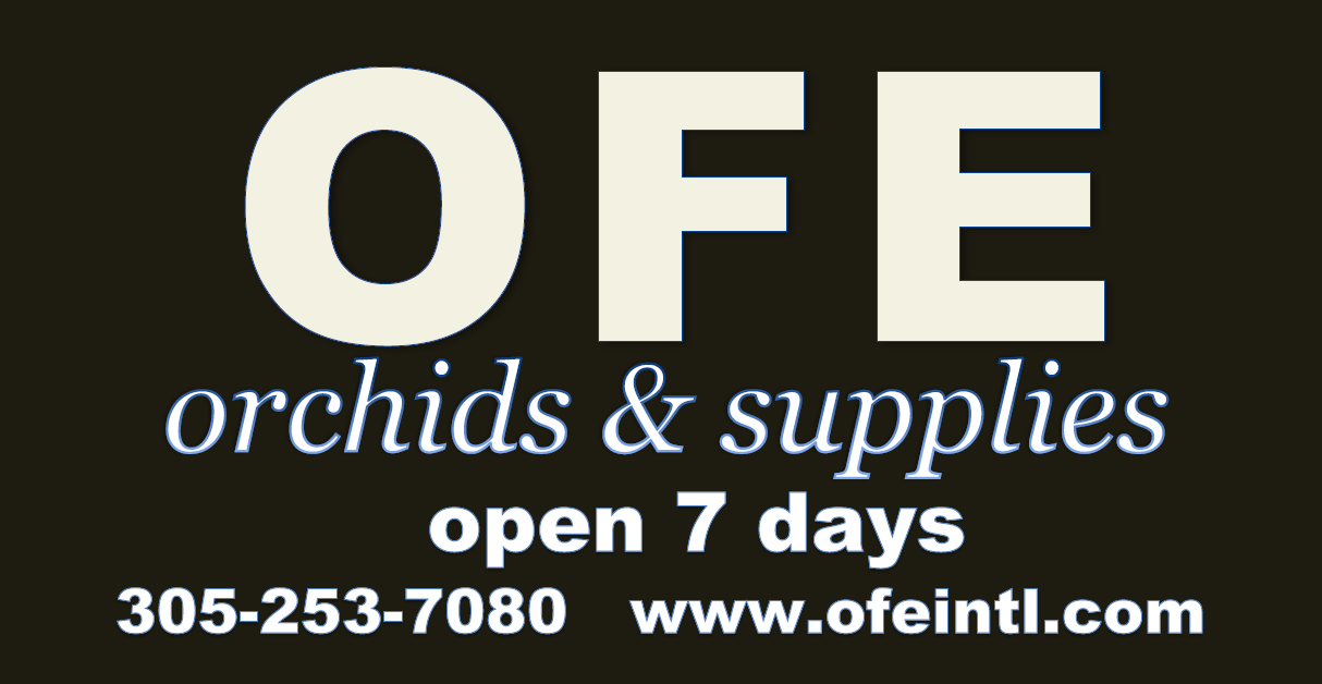 OFE International Orchid & Supplies