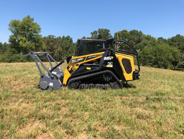 Mid-South Forestry Mulching