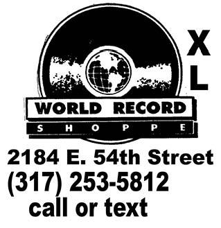 WORLD RECORD SHOP