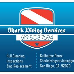 Sharkdivingservices