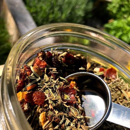 Nature's Healing Teas