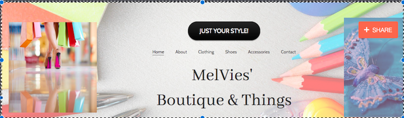 MelVie's Boutique & Things