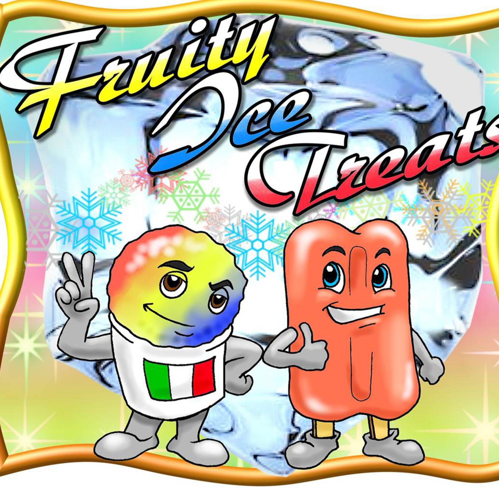 Fruity Ice and Treats