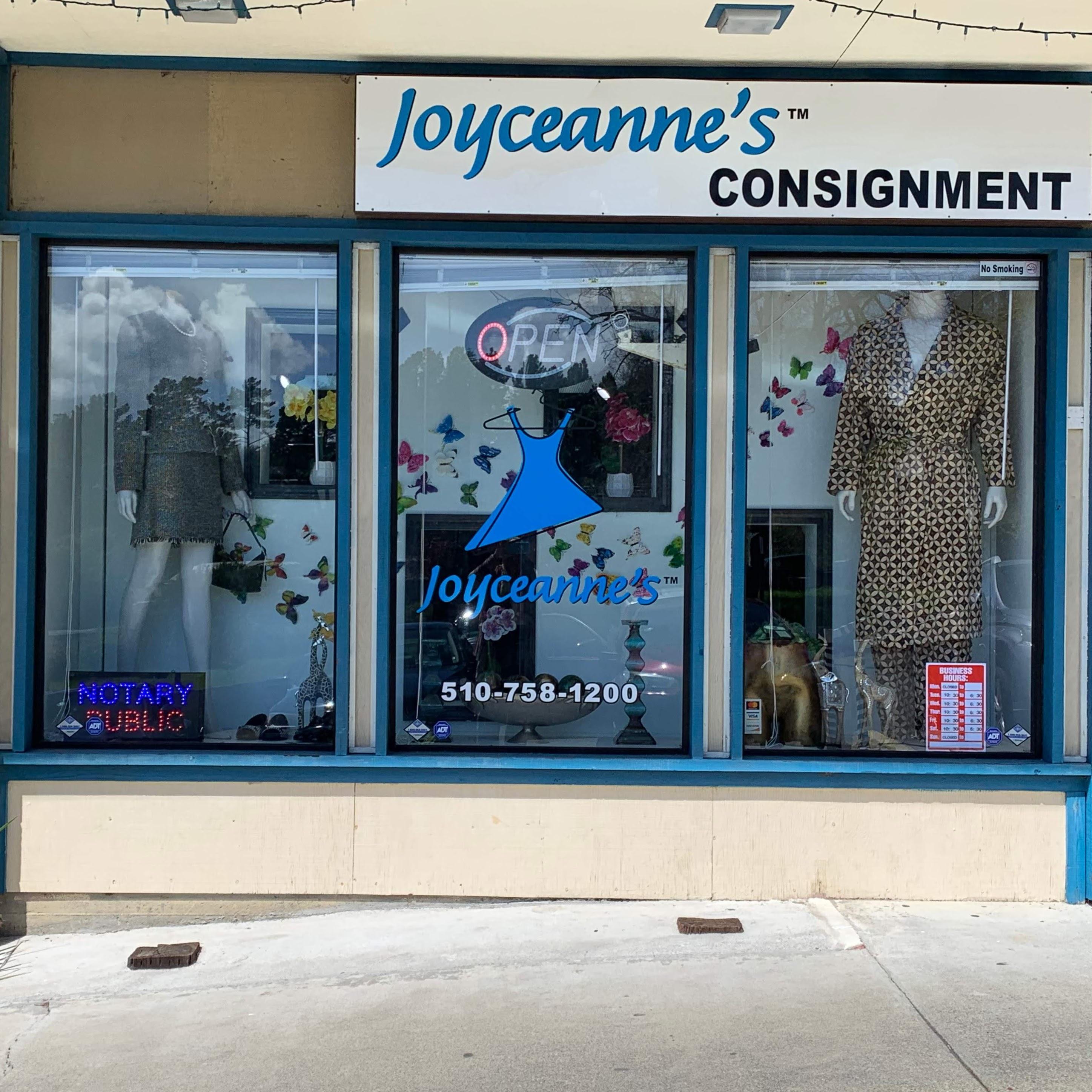 Joyceanne's Consignment