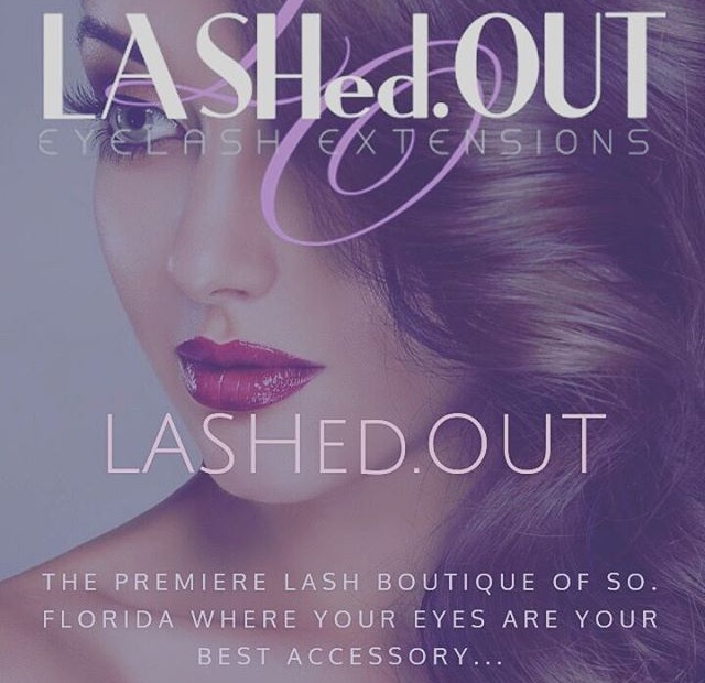 LASHed OUT your Eyes... your BEST accessory!