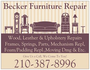 Becker Furniture Repair