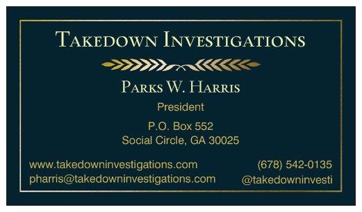 Takedown Investigations LLC