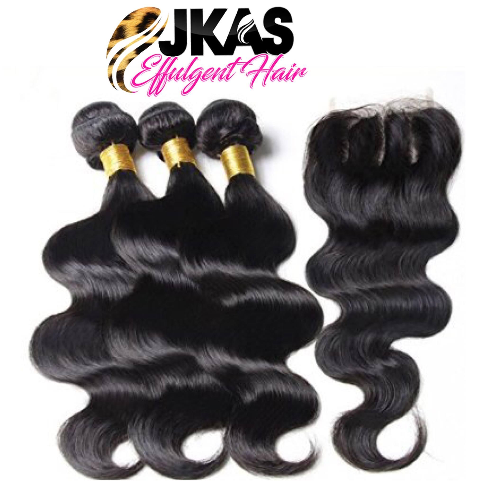 JKA's Effulgent Hair